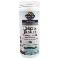 Garden of Life, Dr. Formulated Magnesium Relax & Restore, Original, 6.7 oz (190 g)