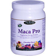 Paradise Herbs Maca Up Vegetarian Energy Protein Chocolate - 14 Servings