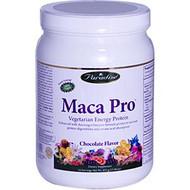 Paradise Herbs Maca Up Vegetarian Energy Protein Chocolate -- 14 Servings