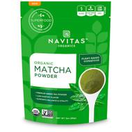 Navitas Organics, Organic Matcha Powder, 3 oz (85 g)