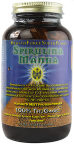 HealthForce Superfoods Spirulina Manna Powder - 5.25 oz