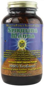 HealthForce Superfoods Spirulina Manna Powder -- 5.25 oz