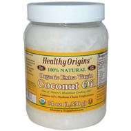Healthy Origins Organic Extra Virgin Coconut Oil -- 54 fl oz