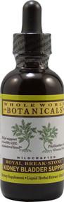 Whole World Botanicals Royal Break Stone Kidney & Bladder Support -- 2 fl oz