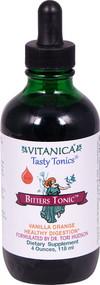 Vitanica Bitters Tonic Vanilla Orange - 4 fl oz