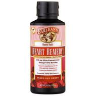 Barleans, Omega Swirl, Heart Remedy, Mixed Red Berry , 5.6 oz (159 g)