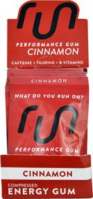 Run Energy Performance Gum Cinnamon -- 12 Packs