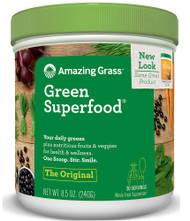 Amazing Grass Green SuperFood Drink Powder - 8.5 oz