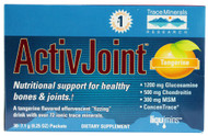 Trace Minerals Research ActivJoint Tangerine -- 30 Packet