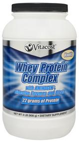 Vitacost Whey Protein Complex Powder Vanilla - 2 lb