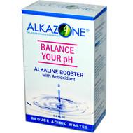 Alkazone, Alkaline Booster with Antioxidant, 1.2 fl oz