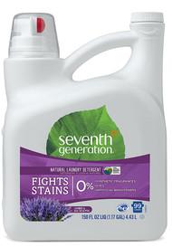 Seventh Generation Natural Laundry Detergent Blue Eucalyptus & Lavender - 150 fl oz