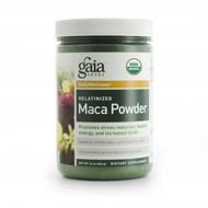 Gaia Herbs, Gelatinized Maca Powder, 16 oz (454 g)