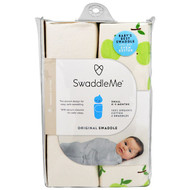 Summer Infant, Swaddle Me, Original Swaddle, Small, 0-3 Months, 2 Swaddles