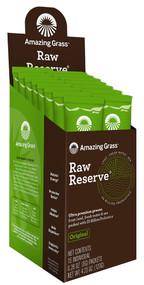 Amazing Grass Raw Reserve Original -- 15 Packets