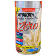 Muscletech, Hydroxycut Zero Protein + Weight Loss, Vanilla, 1.0 lbs (454 g)