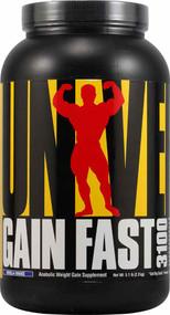 Universal Nutrition Gain Fast 3100 Vanilla Shake - 5.1 lbs