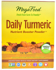 MegaFood Daily Turmeric Single Serve Nutrient Booster - 30 Packets