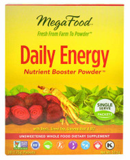 MegaFood Daily Energy Single Serve Nutrient Booster - 30 Packets