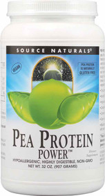 Source Naturals, Pea Protein Power, 2 lbs (907 g)