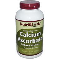 NutriBiotic, Calcium Ascorbate, 16 oz (454 g)