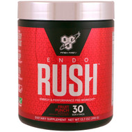 BSN, Endorush, Pre-Workout, Fruit Punch, 13.7 oz (390 g)