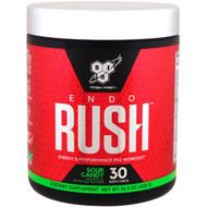 BSN, Endorush, Pre-Workout, Sour Candy, 14.3 oz (405 g)