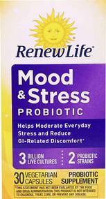 Renew Life Mood & Stress Probiotic