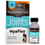 Hyalogic , Hyaluronic Acid, HyaFlex, For Dogs, 1 oz (30 ml)