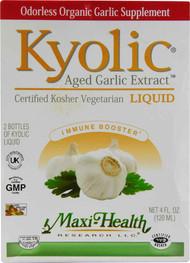 Maxi Health Kyolic Immune Booster Liquid -- 4 fl oz