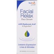 Hyalogic , Facial Relax Face Serum, .47 fl oz (13.5 ml)
