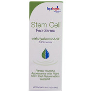 Hyalogic , Stem Cell Face Serum with Hyaluronic Acid & Citrustem, .47 fl oz (13.5 ml)