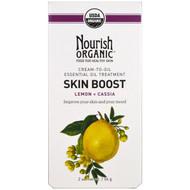 Nourish Organic, Skin Boost, Lemon + Cassia, 2 oz (56 g)
