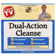 Irwin Naturals, Dual-Action Cleanse , 2 Piece Kit