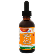 Bioray Inc., Kids, NDF Belly Balance, 11-Strain Probiotic Blend, Berry Flavor, 2 fl oz (60ml)