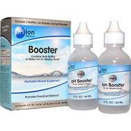 pHion Balance, Booster, Electrolyte Mineral Supplement, 2 Bottles, 2 fl oz (60 ml) Each