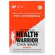 Health Warrior, Chia Bars, Mango, 15 Bars, 13.2 oz (375 g)