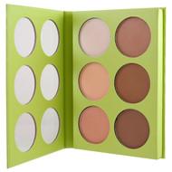 Pixi Beauty, Book of Beauty, Contour Creator, 6 Face Colours - 0.09 oz (2.7 g) Each