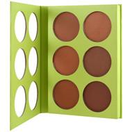 Pixi Beauty, Book of Beauty, Bronze Textures, 6 Bronzers - 0.09 oz (2.7 g) Each