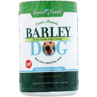 Green Foods Corporation, Barley Dog, 11 oz (312 g)