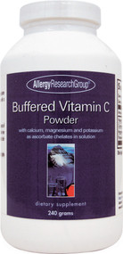 Allergy Research Group Buffered Vitamin C Powder - 240 g