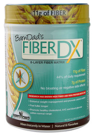 BarnDad FiberDX 8-Layer Fiber Matrix Unflavored - 1.32 lbs
