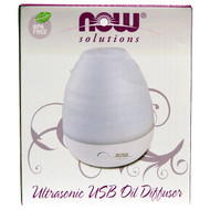 Now Foods, Solutions, Ultrasonic USB Oil Diffuser, 1 Diffuser