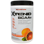 Scivation, Xtend BCAAs, Blood Orange, 14.8 oz (420 g)