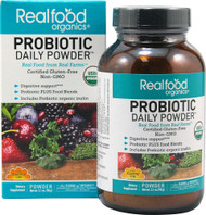 Country Life Realfood Organics Daily Probiotic - 3.1 oz