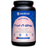 MRM, Natural, Fruit-N-Whey, Mixed Berries, 2.03 lbs (921 g)