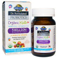 Garden of Life, Dr. Formulated Probiotics, Organic Kids +, 30 Yummy Chewables