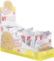 Pro Supps MyCookie Iced Lemon Pound Cake - 12 Cookies