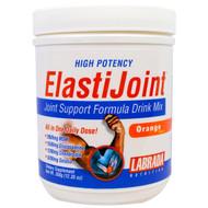 Labrada Nutrition, ElastiJoint, Joint Support Formula, Orange Flavor, 13.54 oz (384 g)