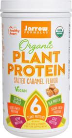 Jarrow Formulas Organic Plant Protein Salted Caramel - 16 oz
